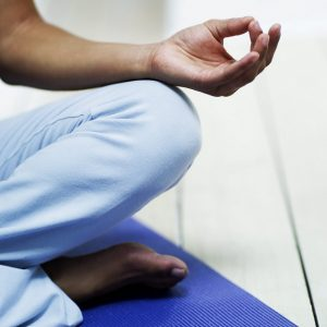Meditation and Yoga When Going Through a Divorce