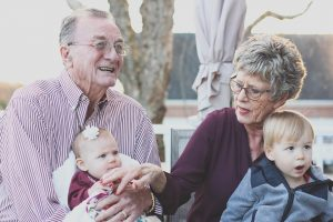Grandparents Paying Child Support | Maxim Smith